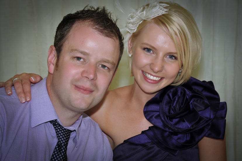 Mark and Danni Brown - Harrogate